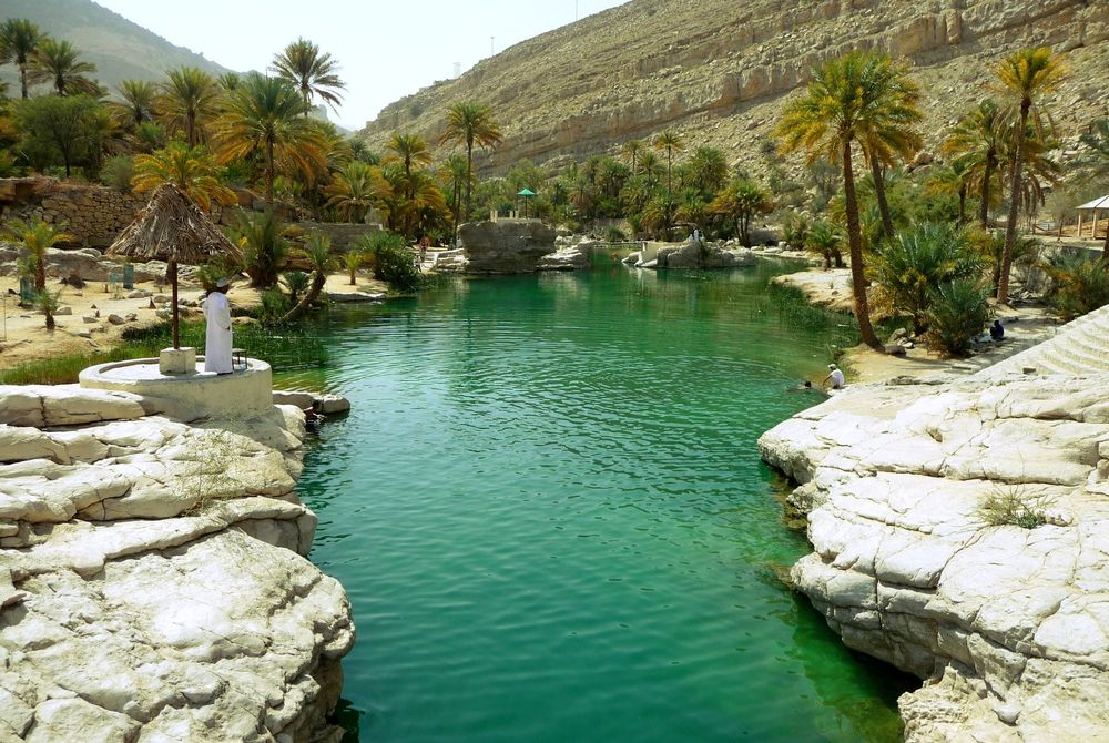 Bijzonder Oman