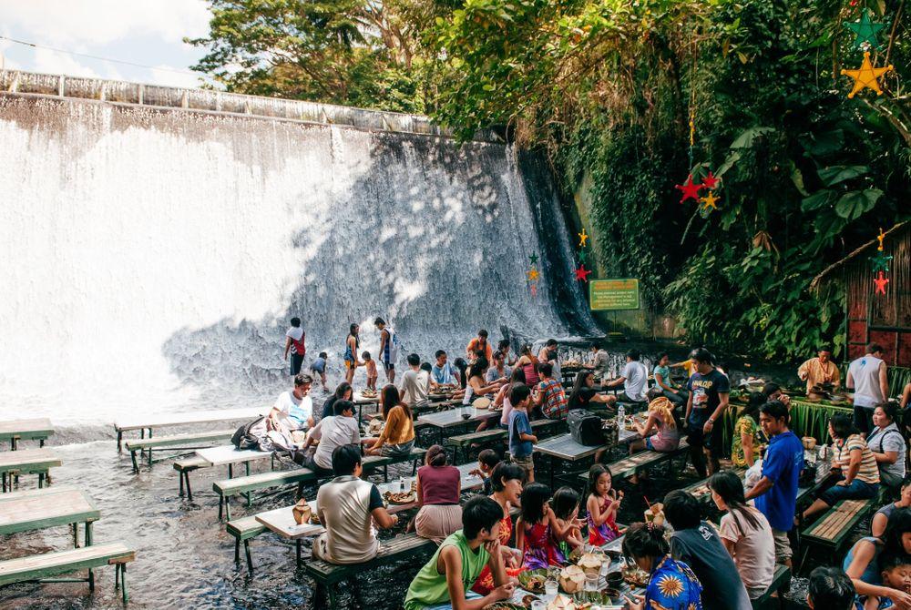 Origineel Filippijns restaurant