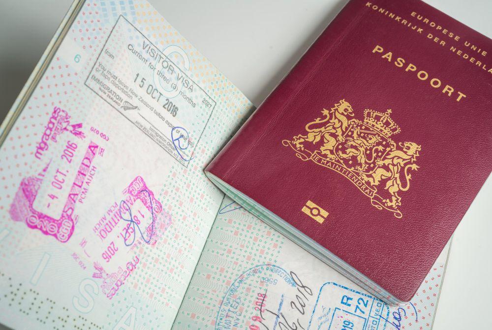 Paspoort automatisch gecontroleerd