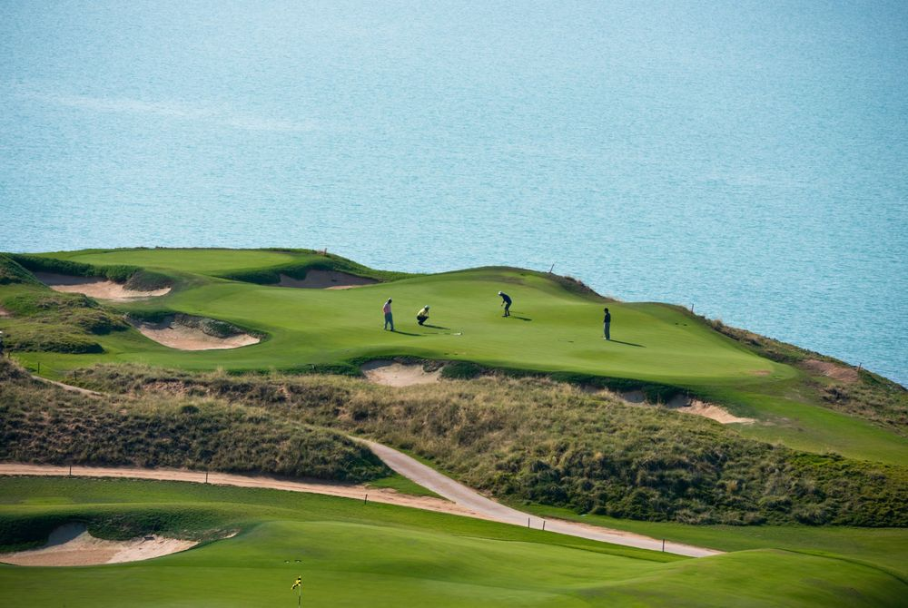 Golfers reizen graag