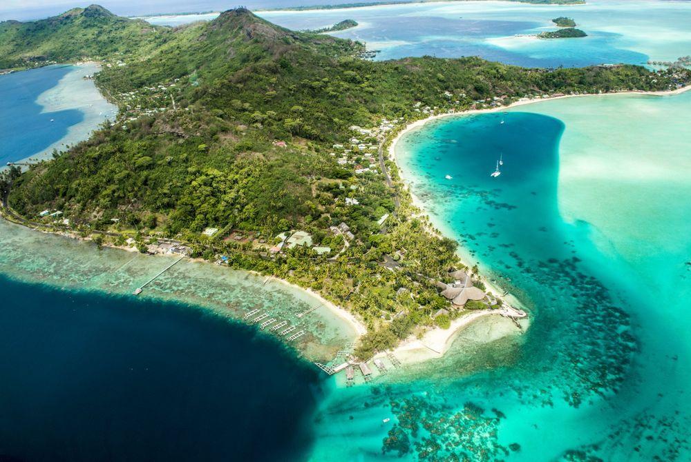 Frans Polynesië is hip