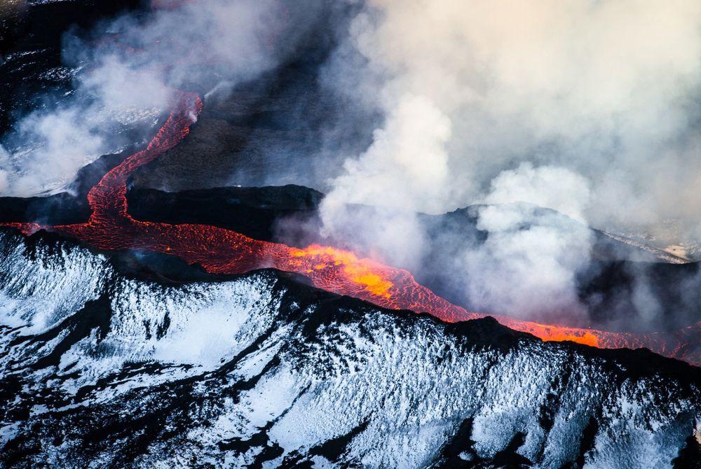 Vulkaanexcursie IJsland