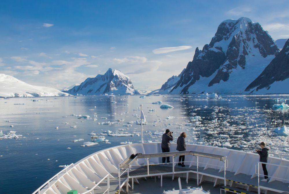 Vaar mee op een Antarctica Expeditie (video)