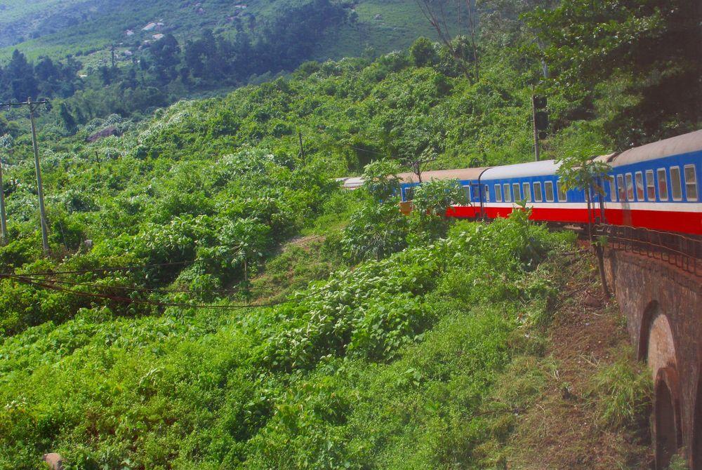 Rondreis Vietnam per trein