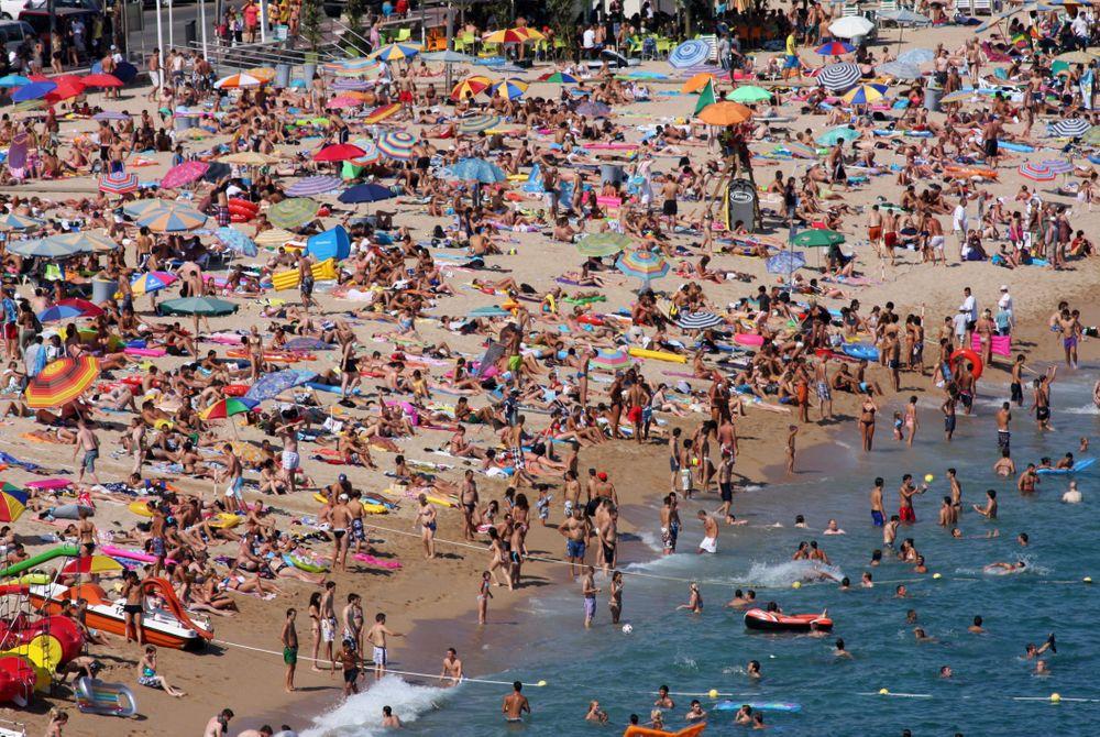 Recordaantal toeristen Spanje