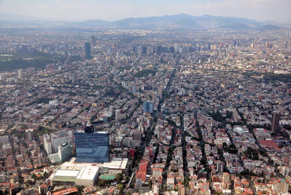 Veel geweld in steden Mexico