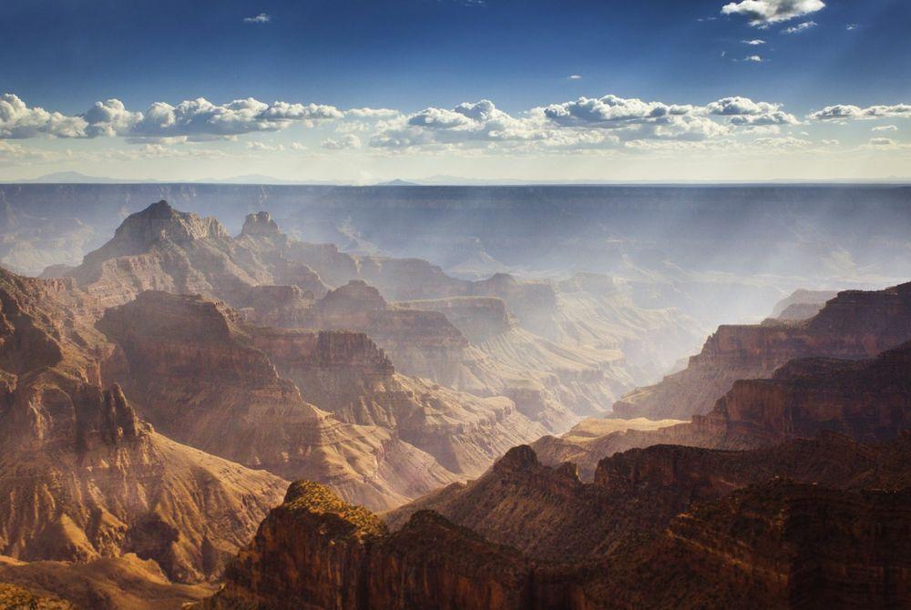 Grand Canyon op Google Maps