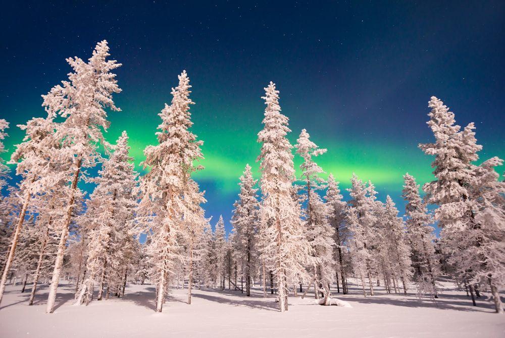 Fins Lapland: schoon en gezond