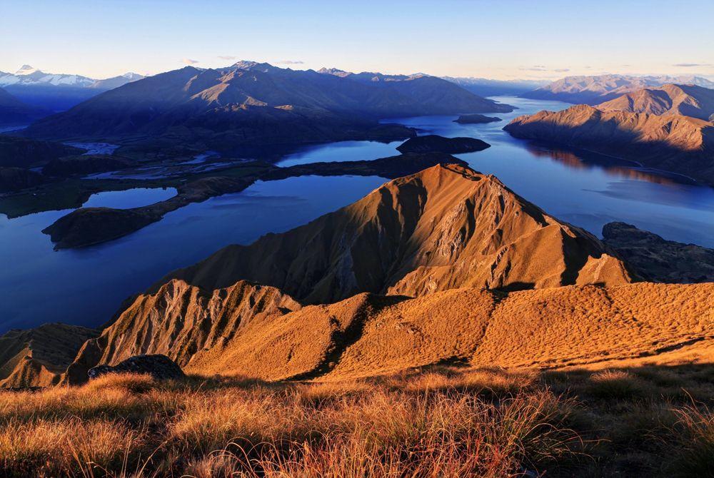 Wanaka in Nieuw-Zeeland