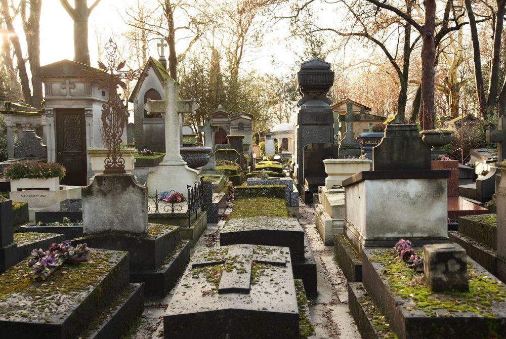 Begraafplaats bijzonder rustpunt tijdens vakantie