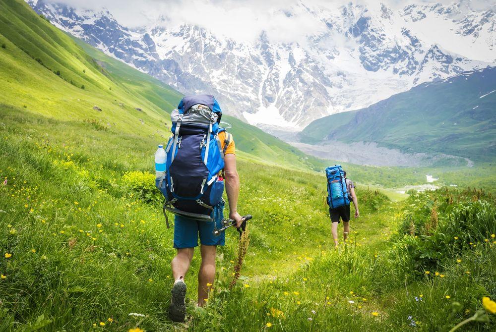 Nieuw bij SRC-Cultuurvakanties: wandelreizen