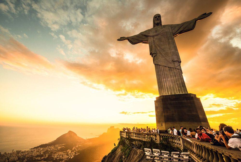 Foto van de dag - Christus de Verlosser in Rio de Janeiro