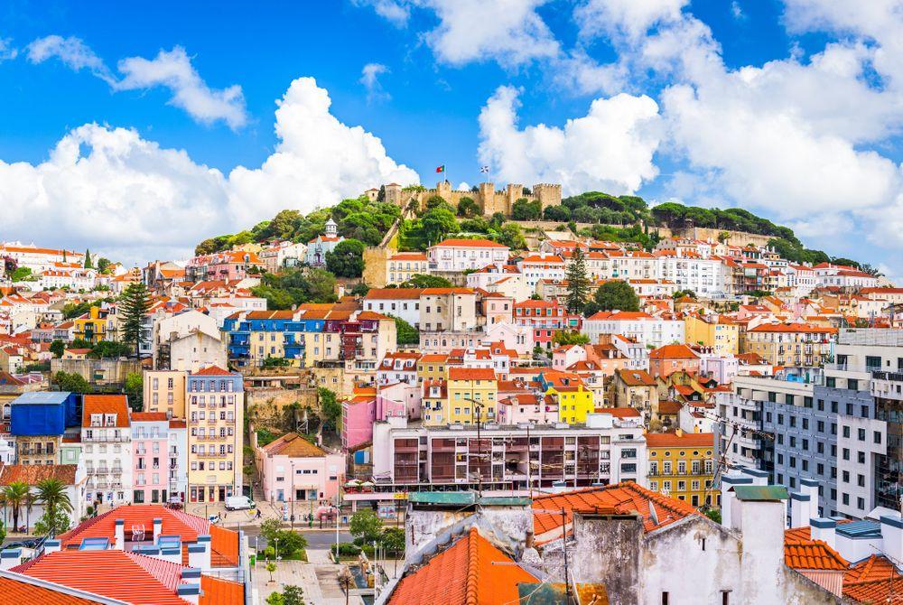 Lissabon als uitvalsbasis rondreis Portugal