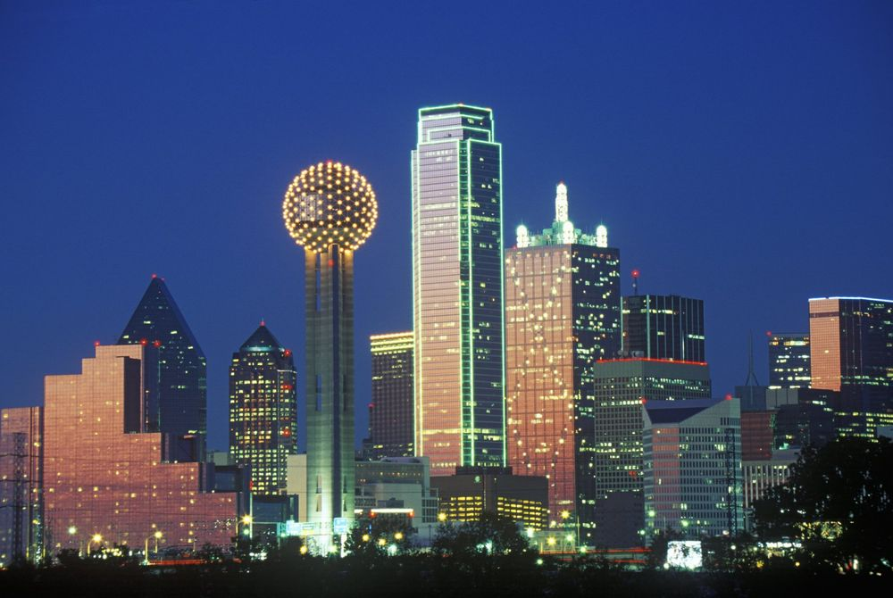 Reis naar Dallas winnen