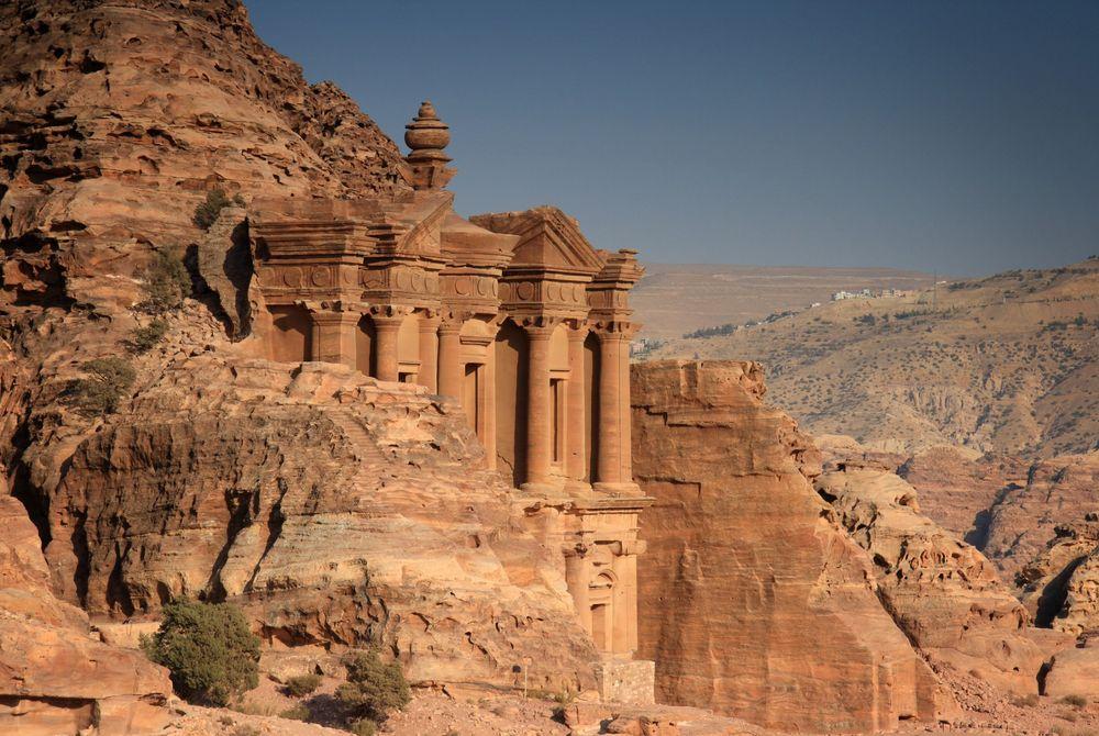 """De winnaar van de """"Win een Rondreis naar Jordanië"""" actie"""
