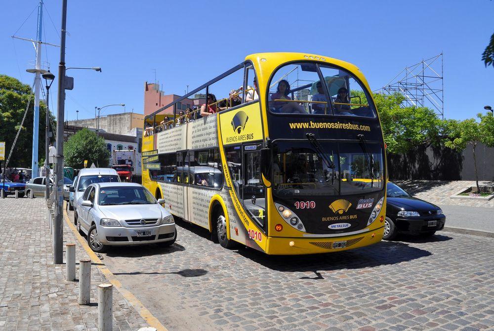 Paus Tour populair in Argentinië