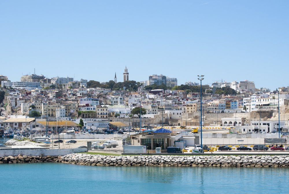 De geheimen van Tanger